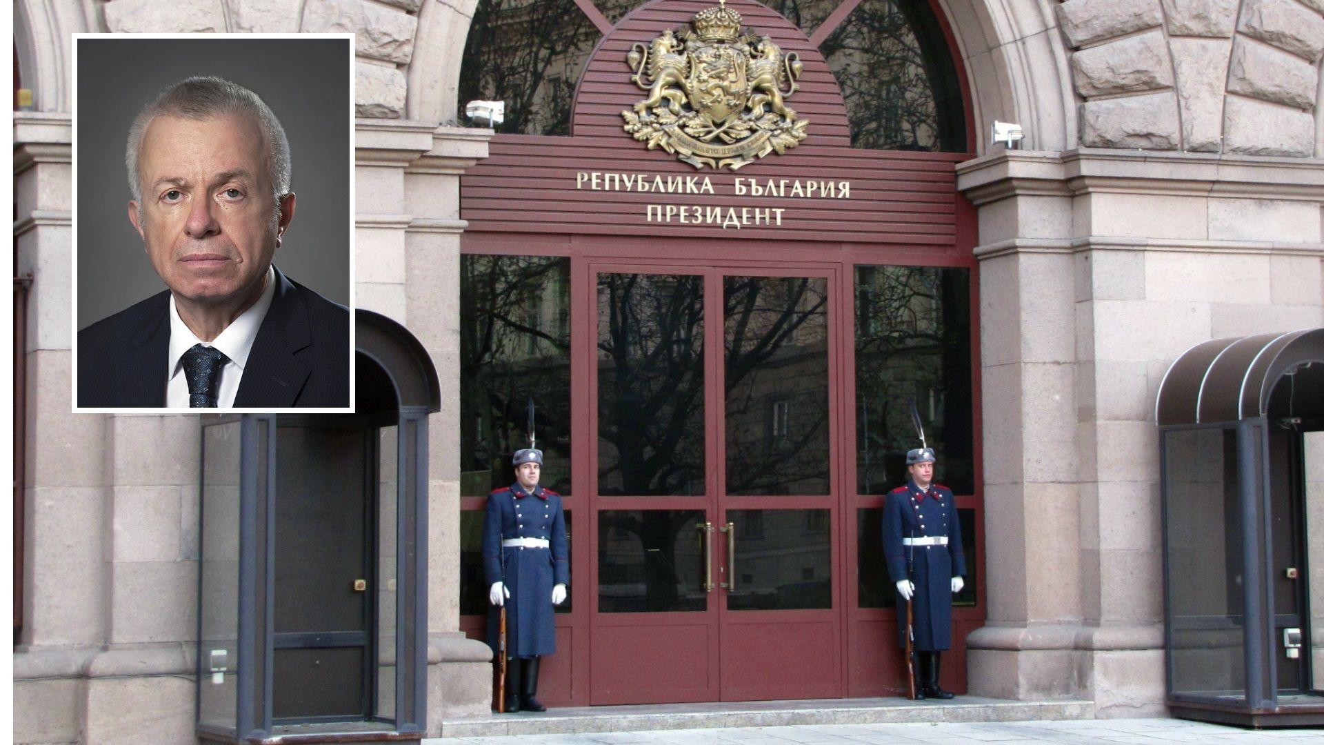 Президентът назначи Руси Иванов за свой секретар по външна политика