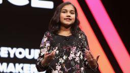 """Изобретателка на 15 г. стана първото Дете на годината в сп. """"Тайм"""""""