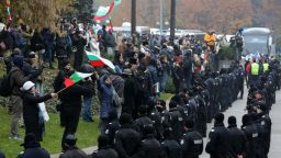 150 дни протести - с тикви срещу Министерския съвет