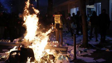 Французите се надигнаха против готвения закон за глобална сигурност