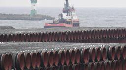 """Започна полагането на тръбите на """"Северен поток-2"""" в датски води"""