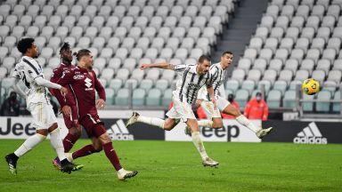 Голове близнаци решиха дербито на Торино в добре позната полза