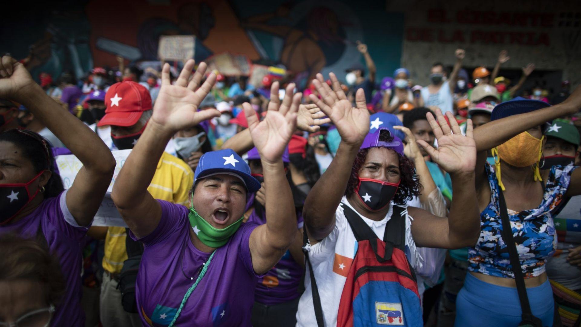 Избори във Венецуела: бойкот от опозицията и предизвестен успех за Мадуро