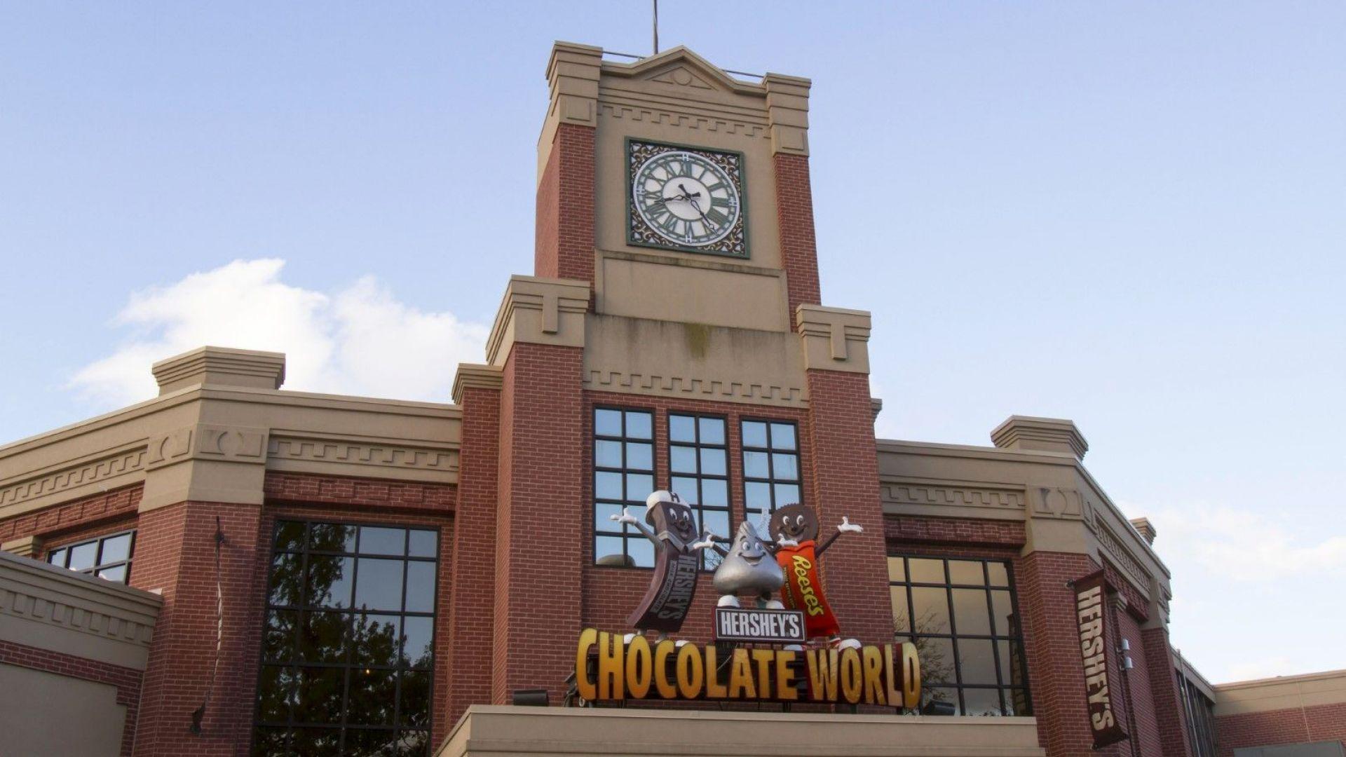 Кот д'Ивоар отмени санкциите срещу шоколадовия гигант Хърши