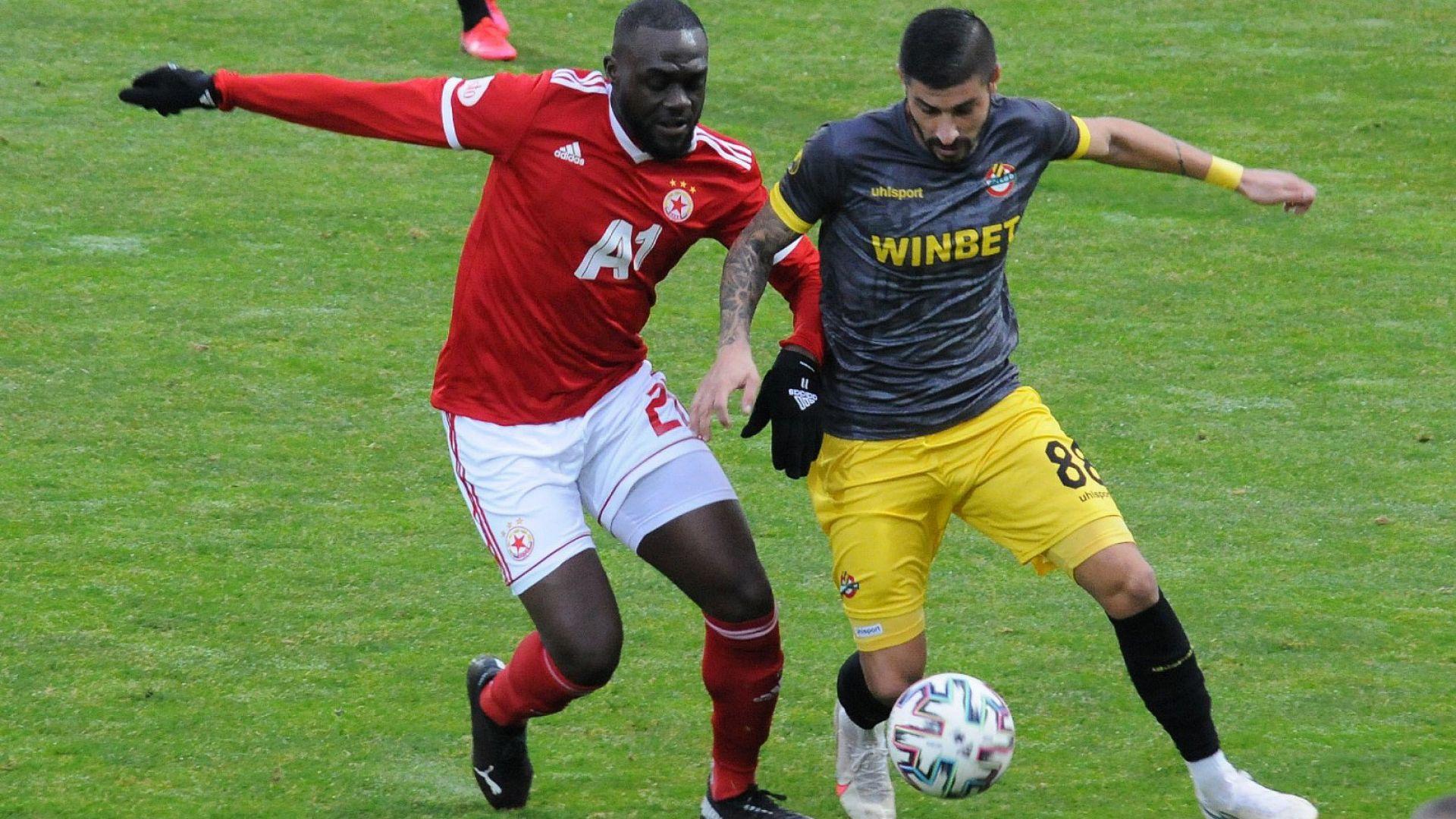 ЦСКА се разправи с обезкуражен Ботев за четвърта поредна победа