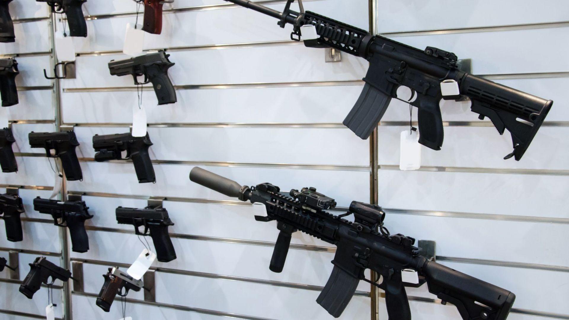 Продажбите на оръжия са се увеличили с 8,5% през 2019-а