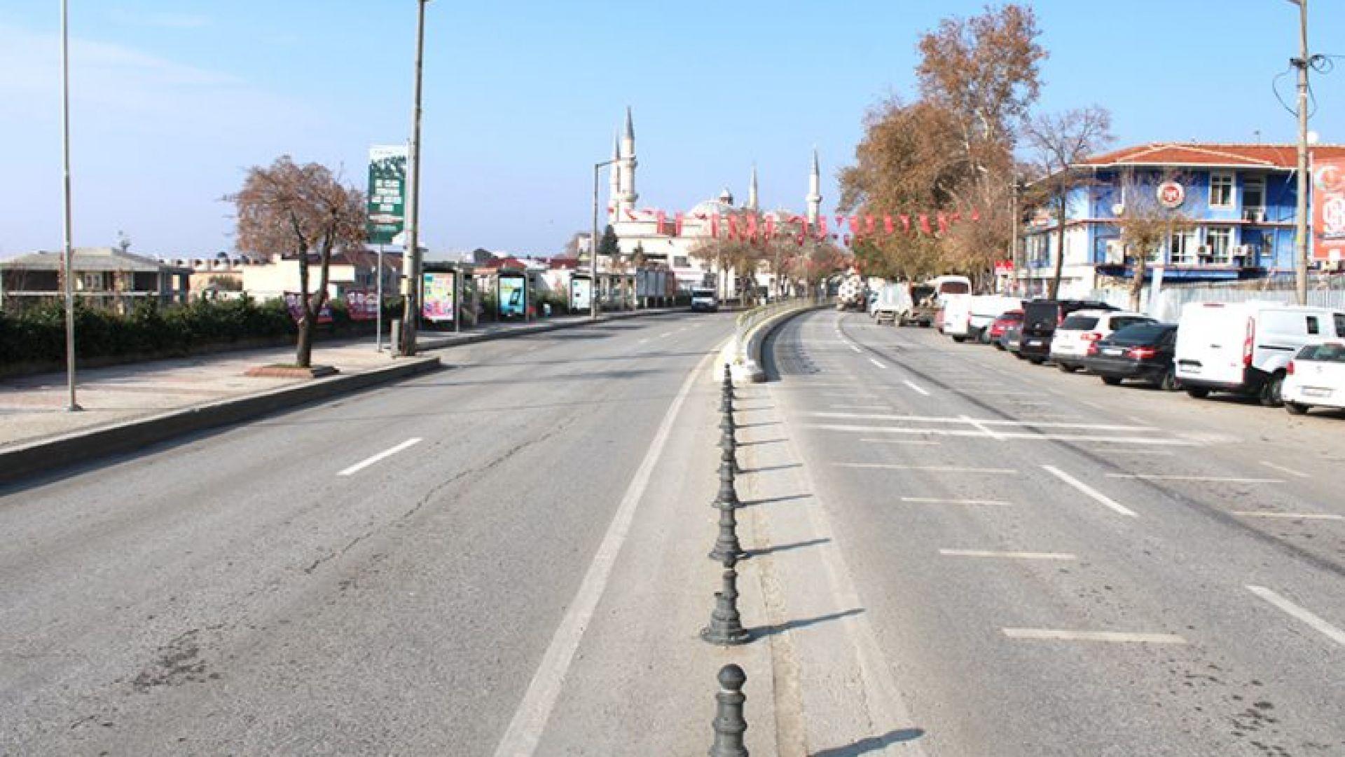 Любимата дестинация за пазар Одрин сега е като изоставен град (видео)