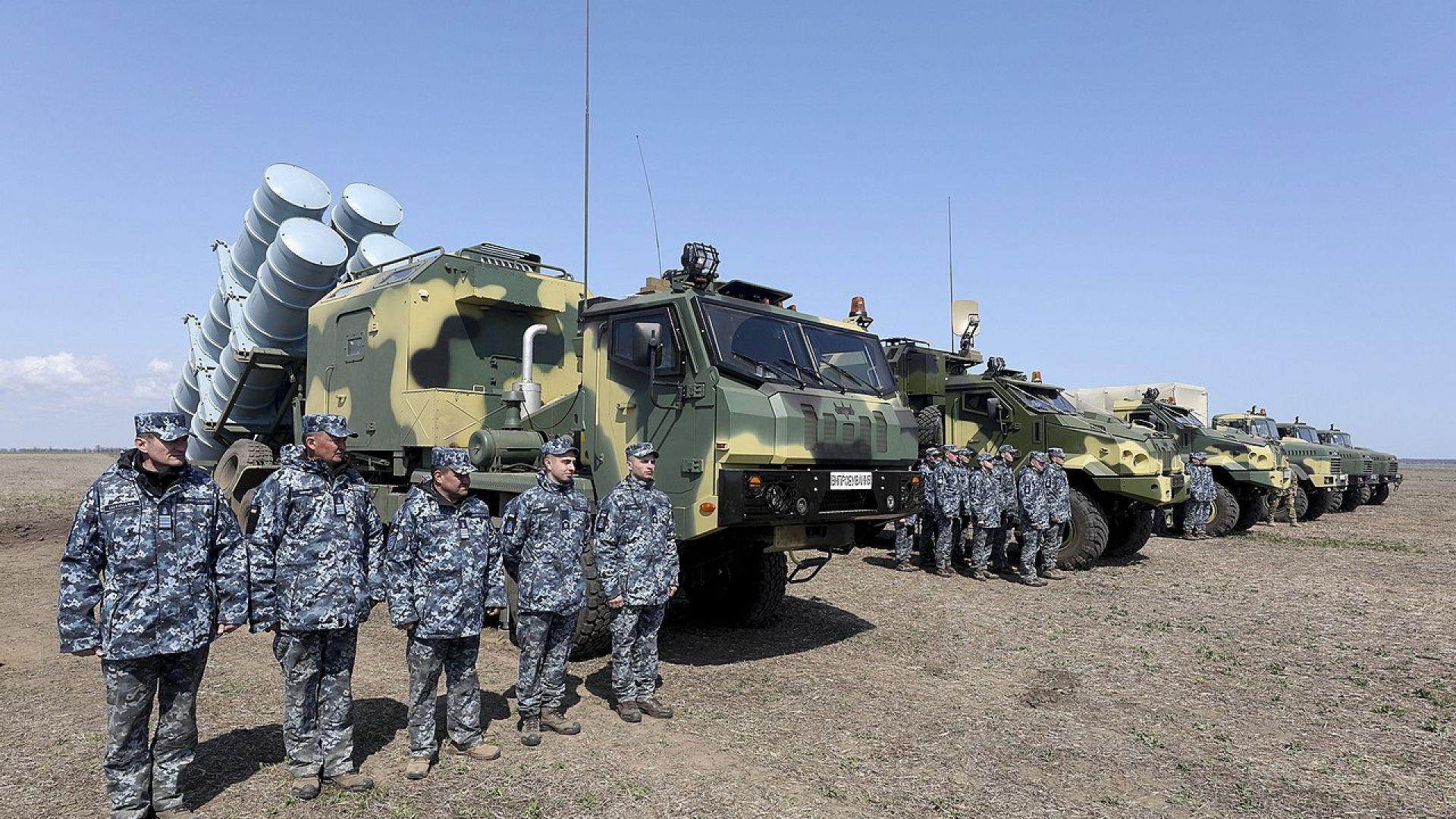 """Украйна насочва ракети """"Нептун"""" към Кримския мост"""