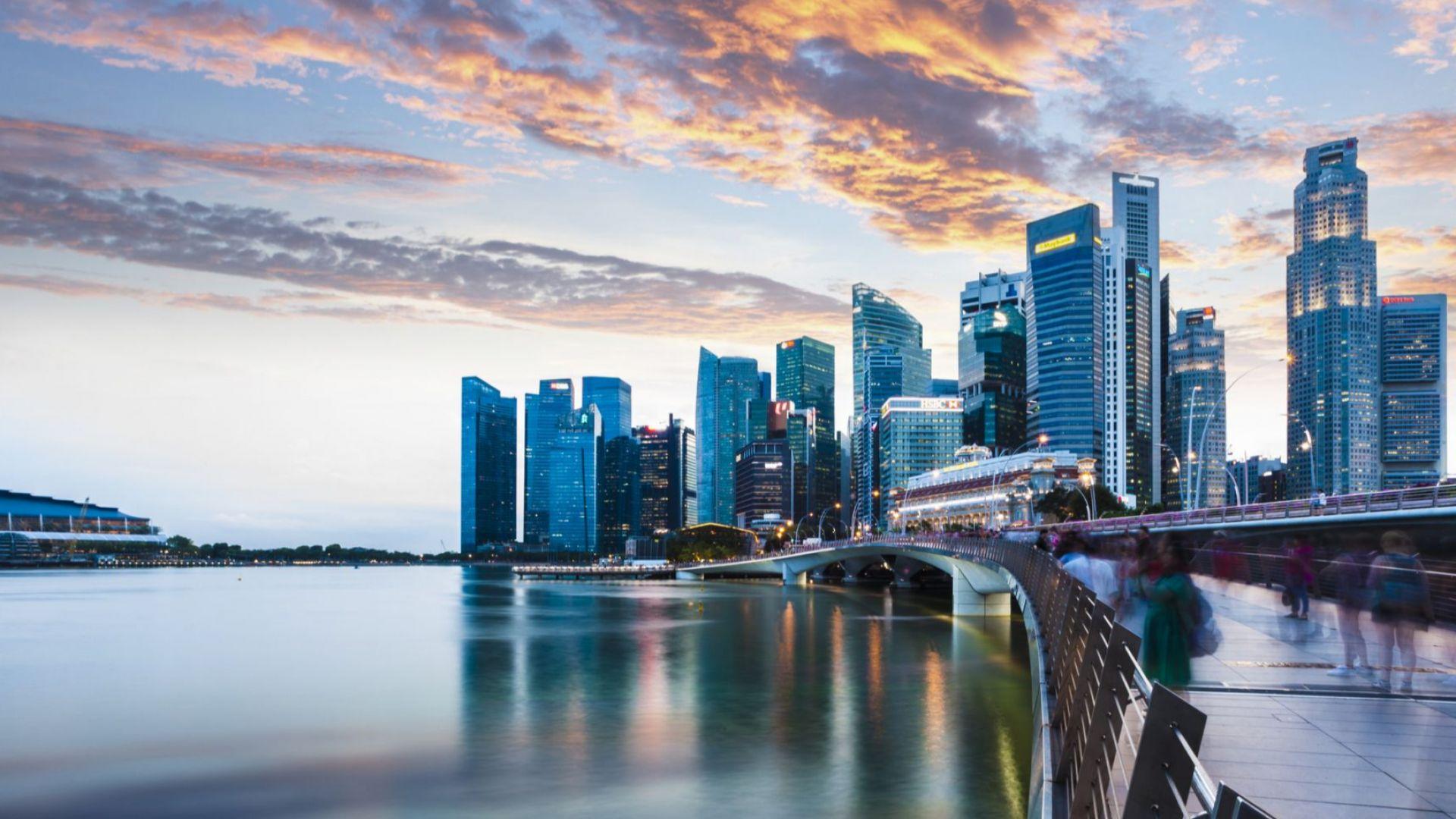 През 2020 г. Сингапур преживя най-тежката икономическа рецесия в историята си