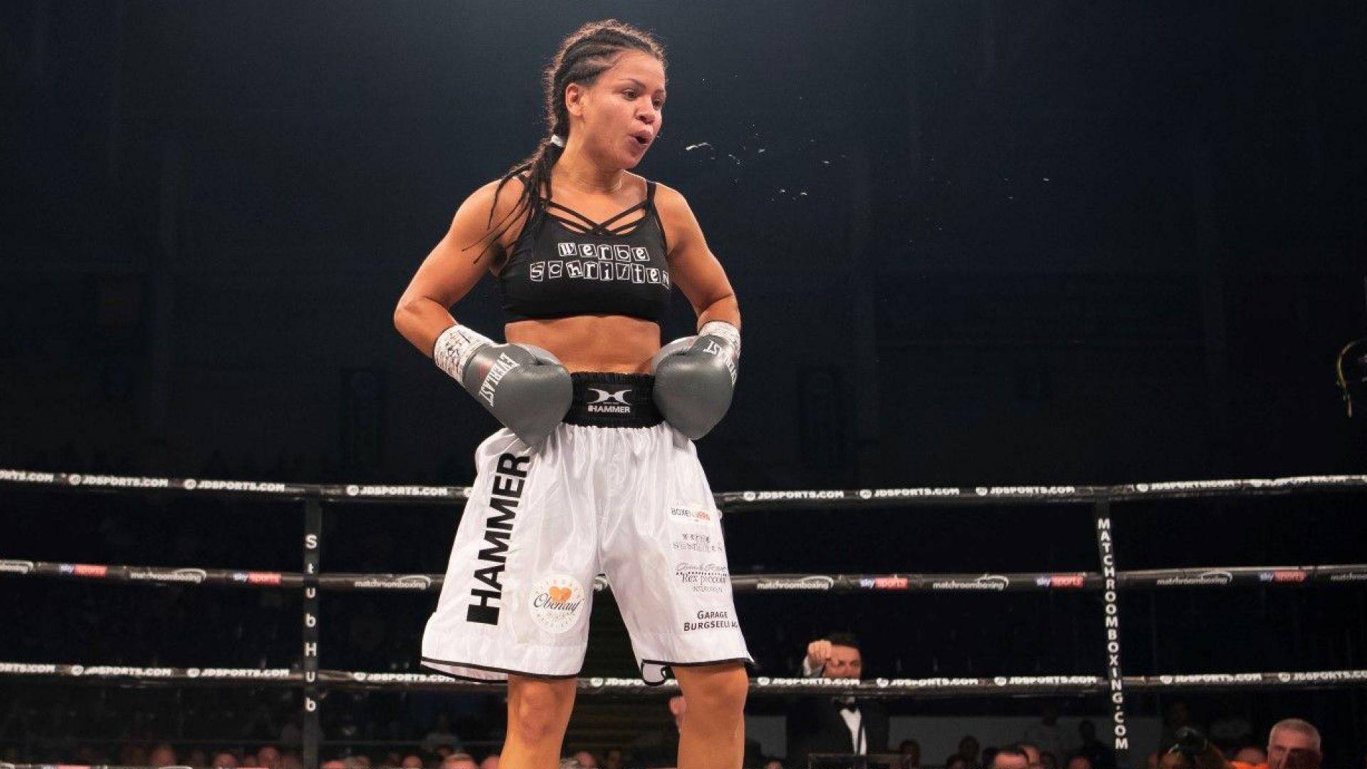 Бивша шампионка в бокса е арестувана по подозрение, че е убила съпруга си