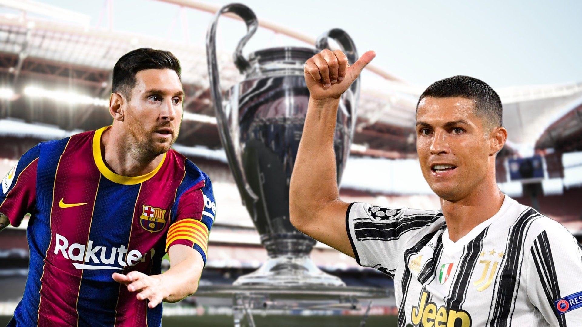 Меси срещу Роналдо: Епизод №36 от Междузвездната футболна война