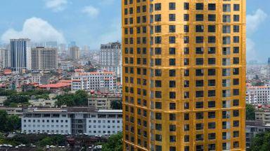 Първият златен хотел в света отвори врати в Ханой (снимки и видео)