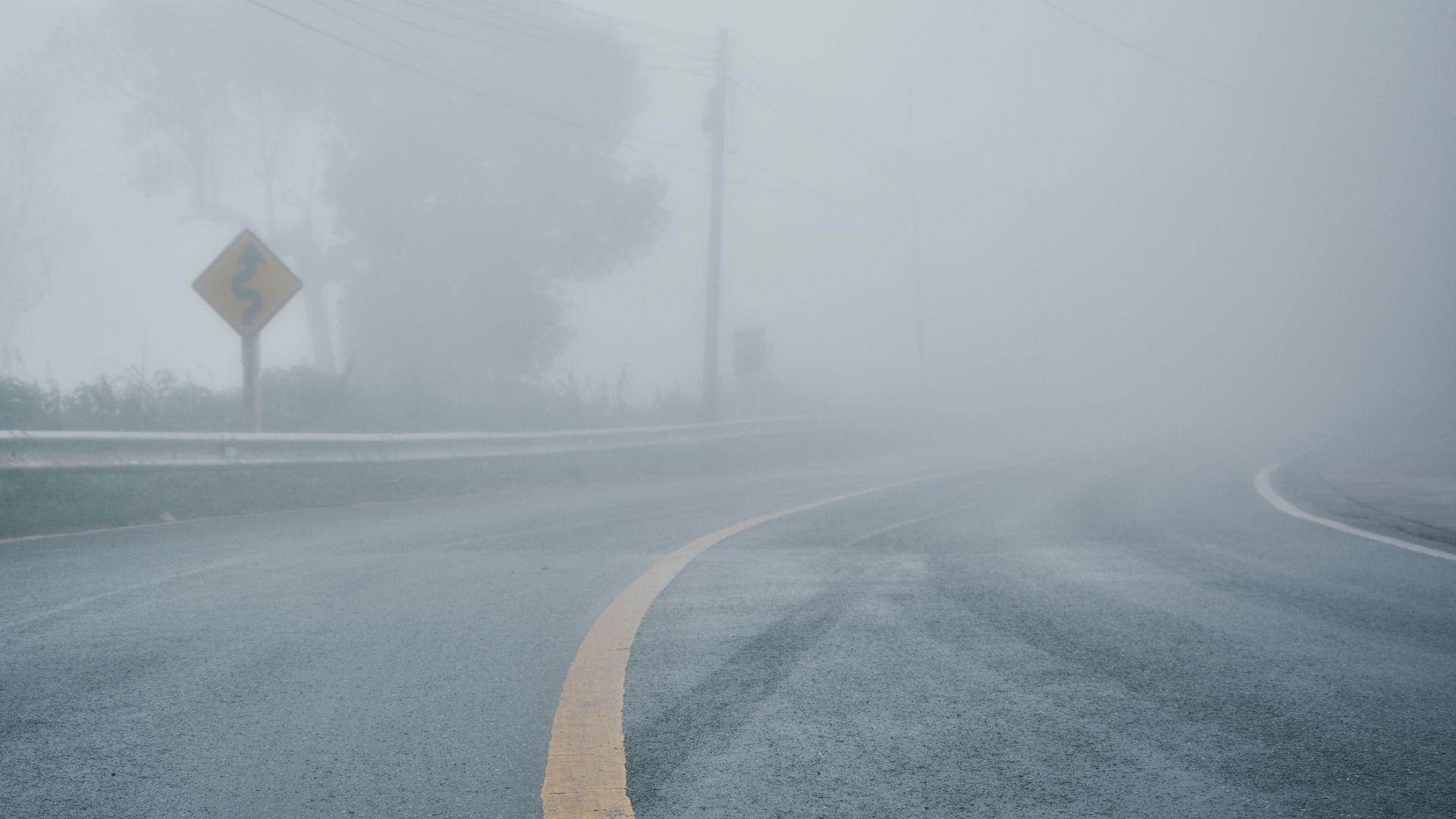 Дъжд до понеделник, мъглите се завръщат следващата седмица