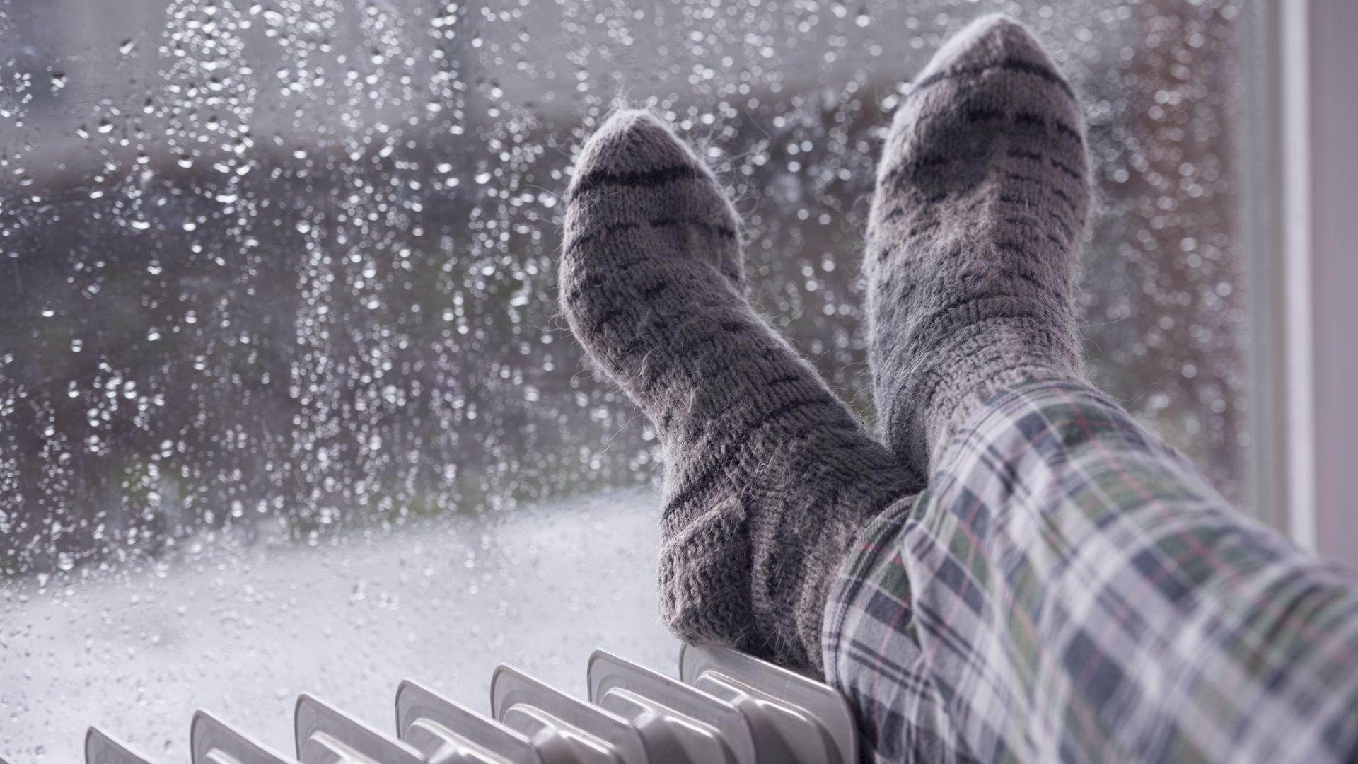 Жълт код за обилни валежи в четири области в страната