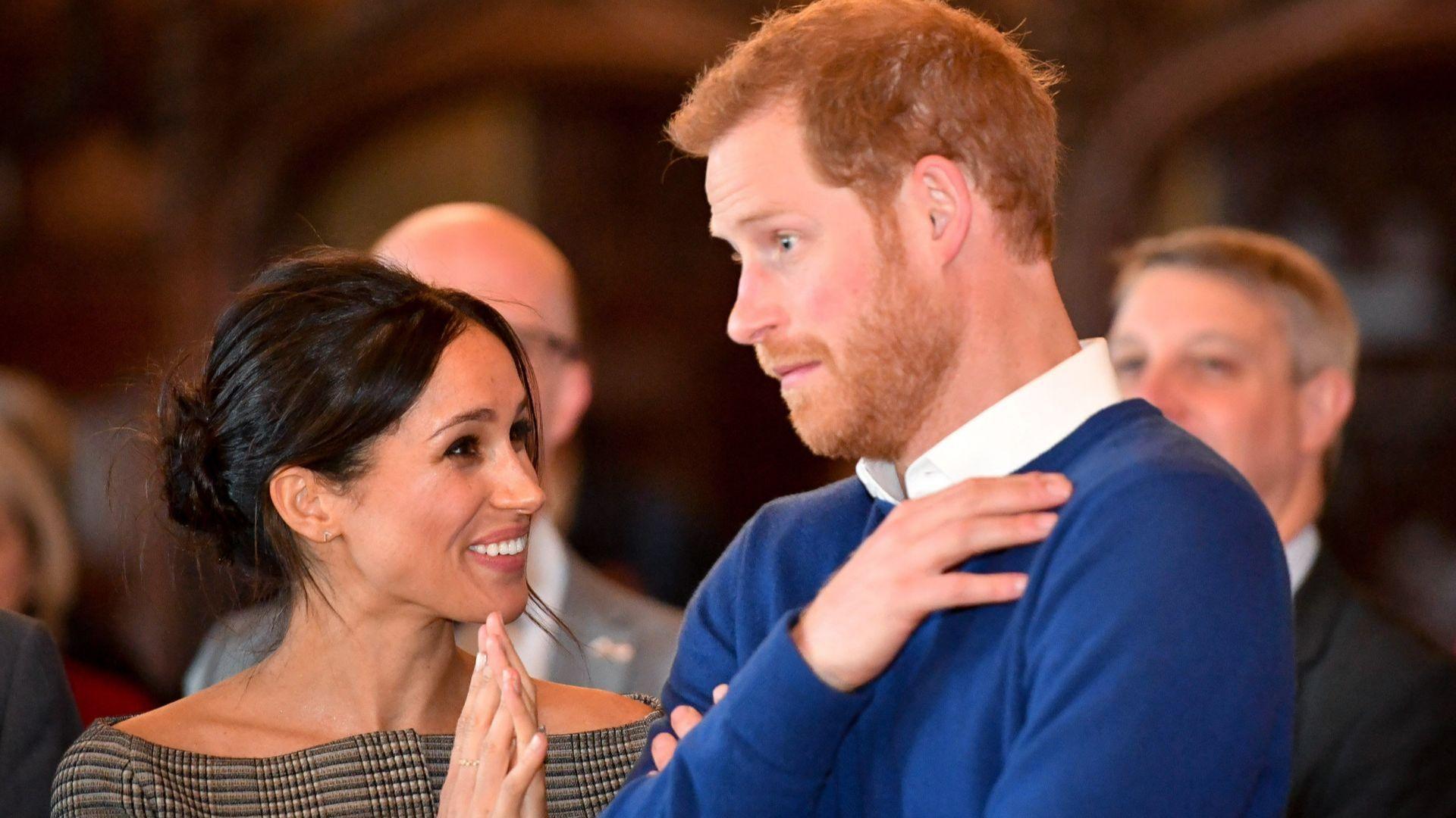 След Меган и принц Хари заведе дело срещу британски вестник за клевета