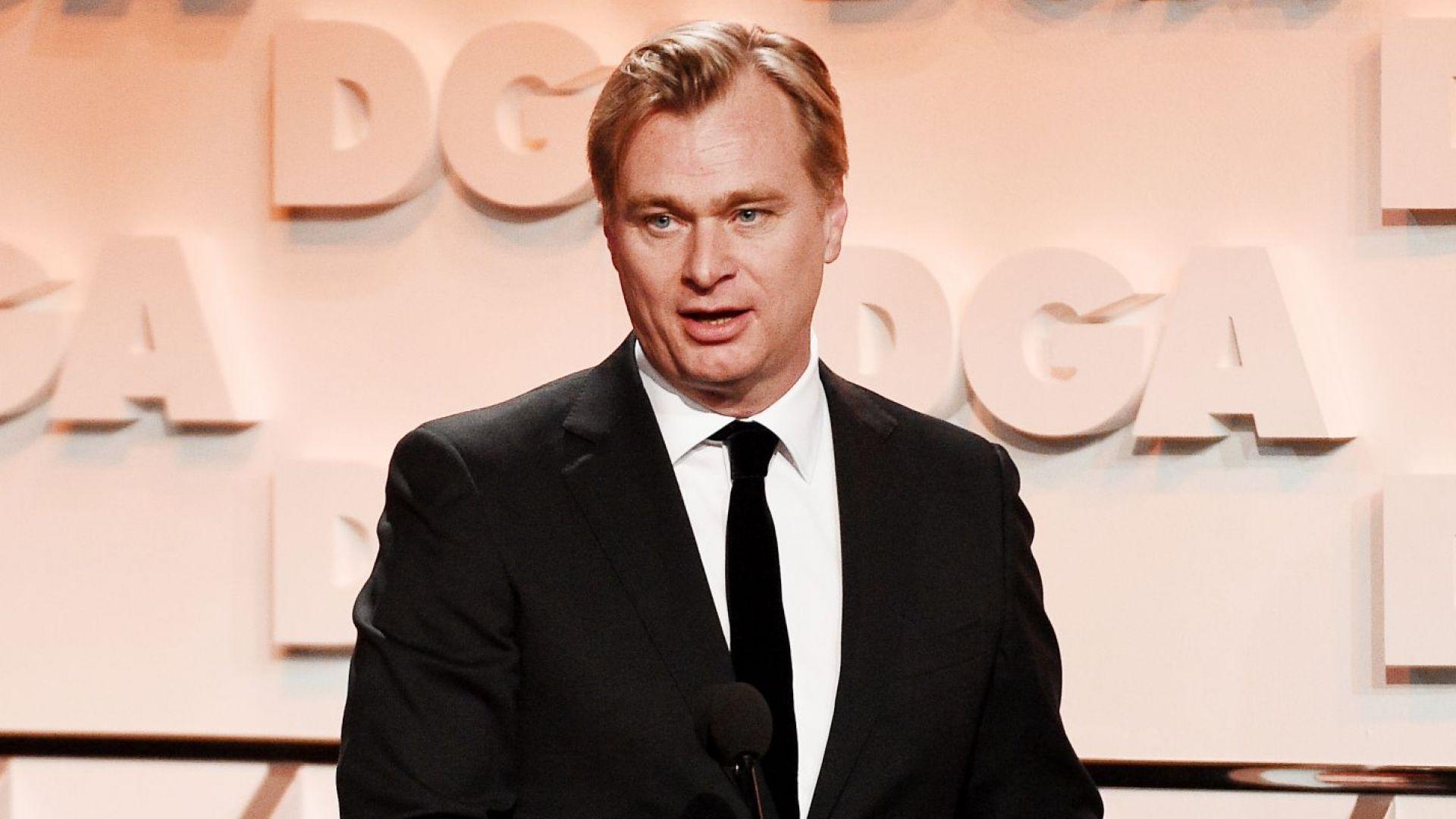 """Кристофър Нолан с остра критика към """"Warner Bros."""" за решението да стриймва премиерните си продукции"""