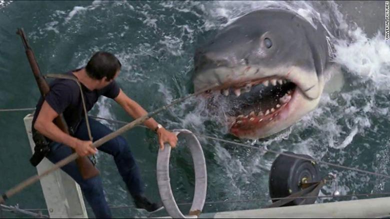 Много хора дълго време не влизат в океана след този филм