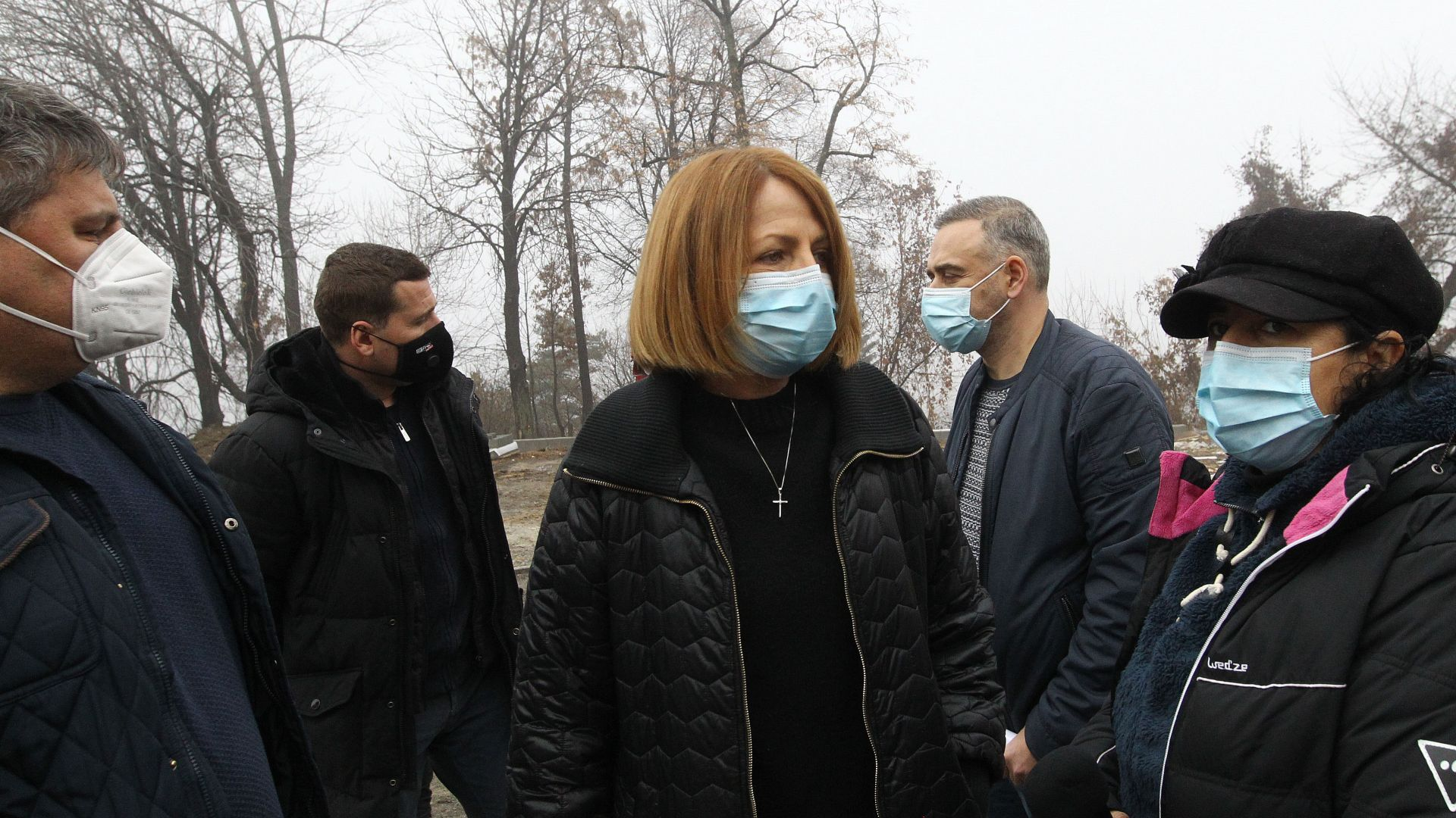 Фандъкова е готова да отвори детските градини на 14 декември  (снимки )