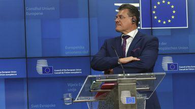 Лондон и ЕС са на ръба на колапса - три седмици до икономически разрив