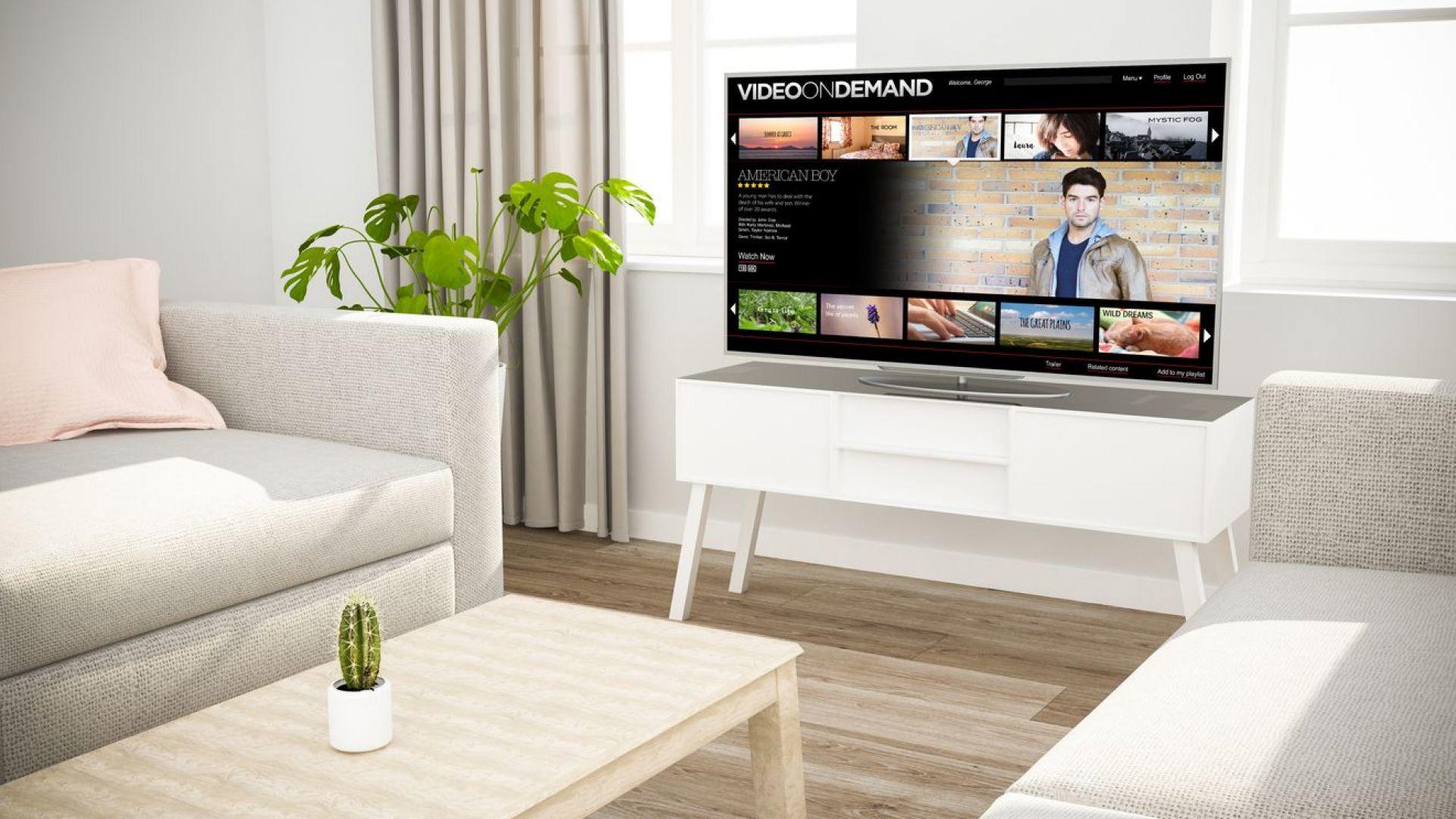 Предимствата на Smart TV