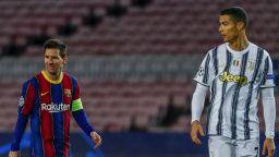 Ювентус нокаутира Барселона, а Роналдо тотално засенчи Меси в дългоочаквания дуел