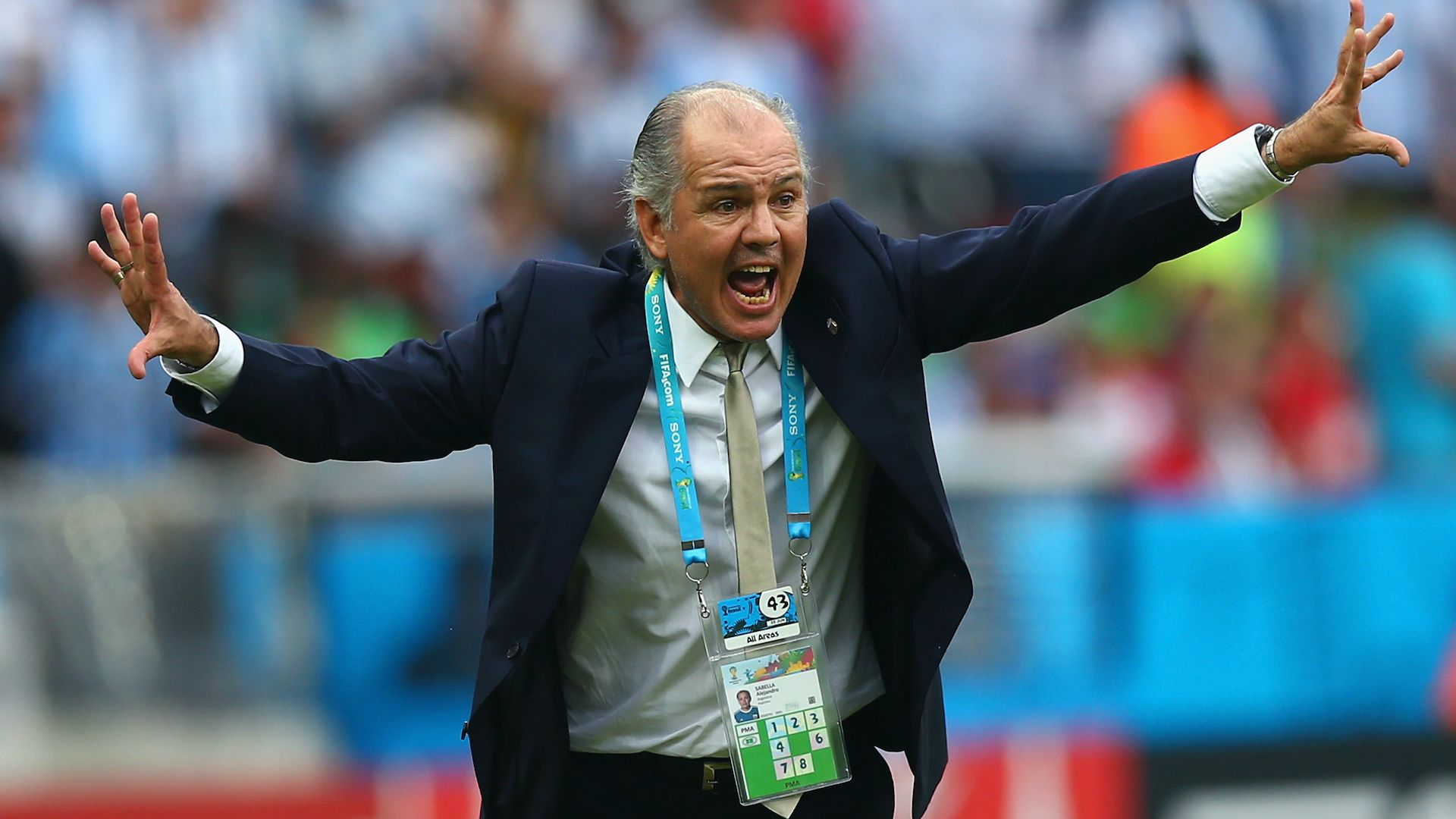 Почина треньорът, извел Аржентина до финала на Мондиал 2014