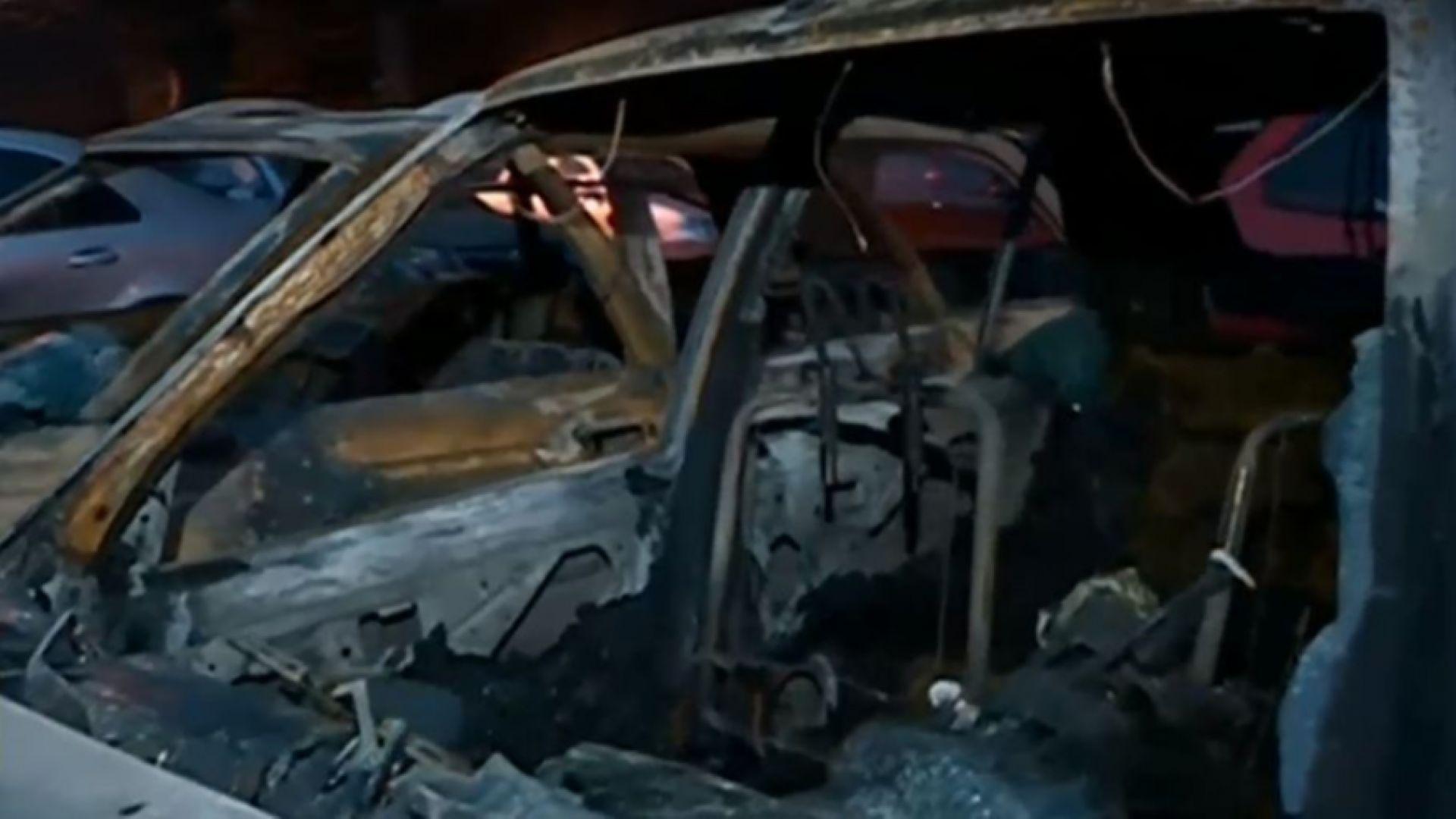 Системни палежи на автомобили в София