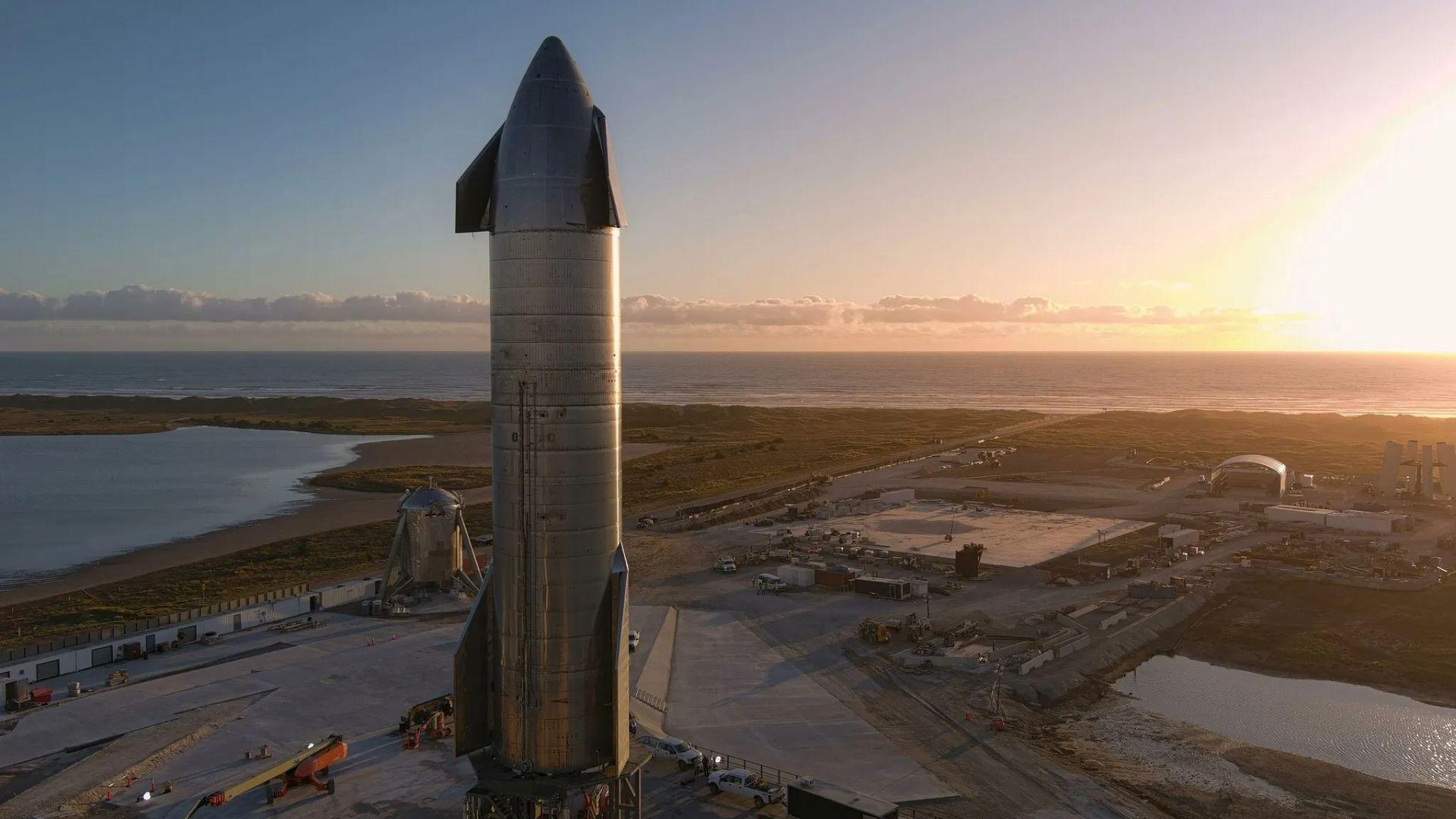 Starship прекрати старта на тестов полет в последната секунда