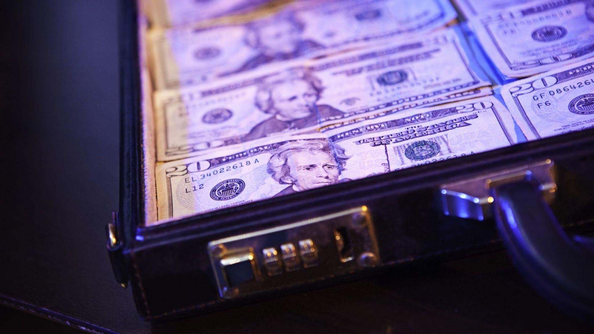 ГЕРБ предлага и търговците на едро да не докладват на ДАНС при съмнения за пране на пари