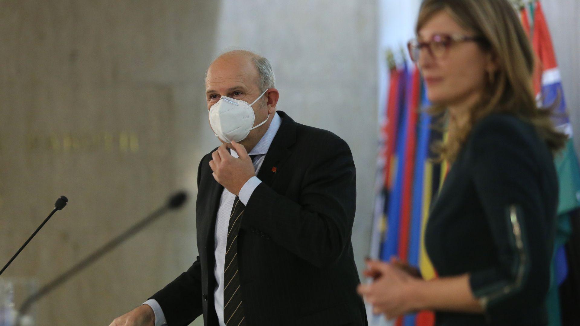 Бучковски след среща със Захариева: Занапред да се хвалим с дела, не с празни приказки
