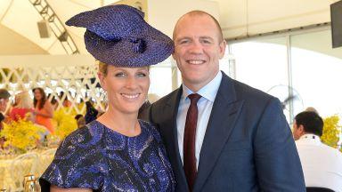Зара Тиндъл - внучката на кралица Елизабет Втора, очаква трето дете