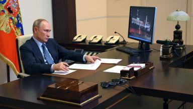 Путин: Пандемията в Русия отслабва, но е рано да сваляме гарда