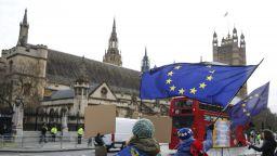 Брекзит е виновен за проблемите на Великобритания, пишат европейски медии