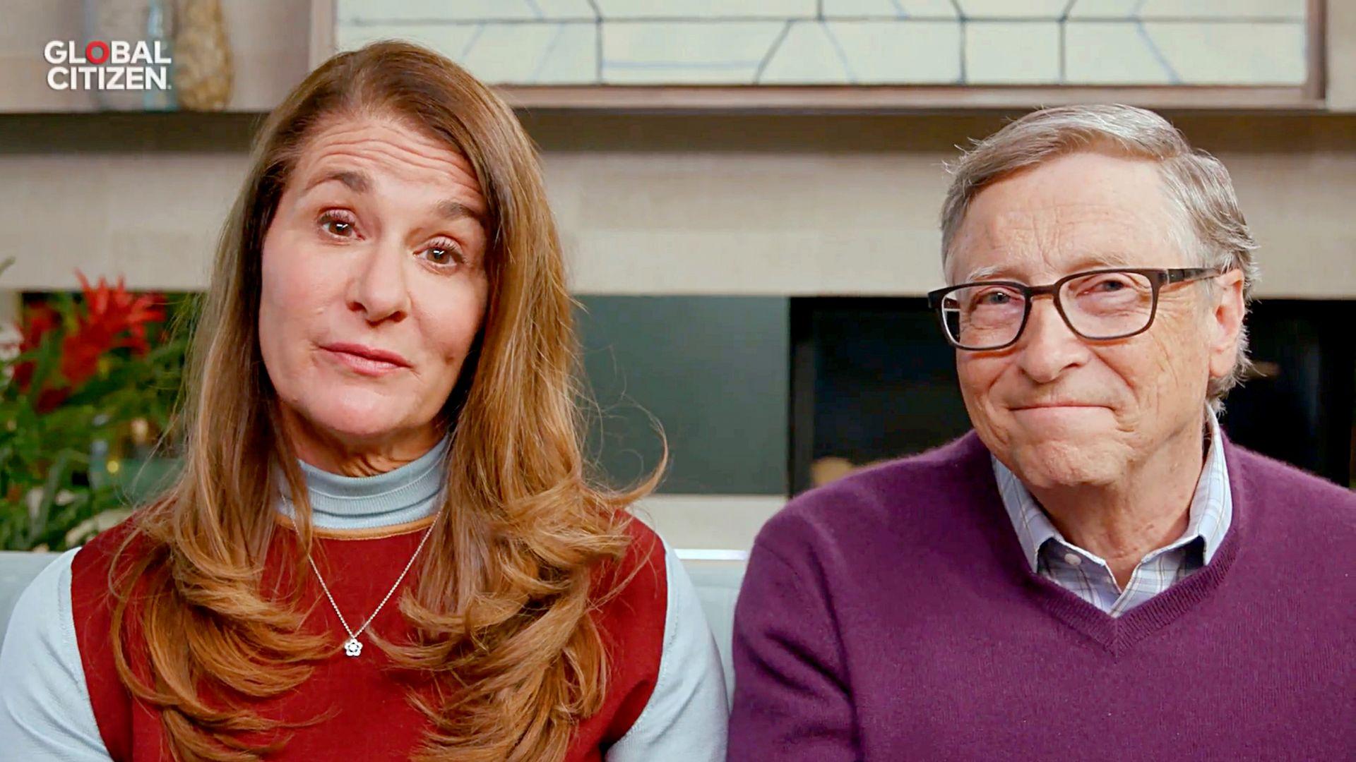 Бил и Мелинда Гейтс ще управляват заедно фондацията си след развода
