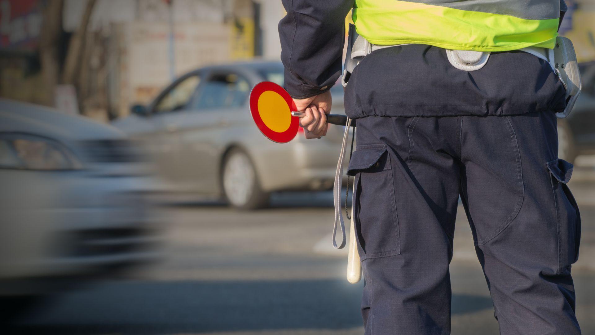 Софиянец извърши 5 нарушения при паркиране на пловдивска улица