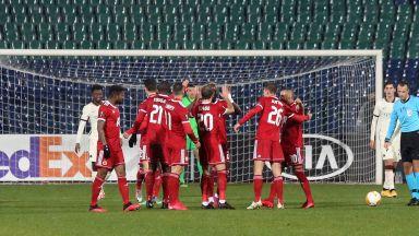 Ганаецът Бисмарк дойде от Косово, за да пробва да си осигури място в ЦСКА
