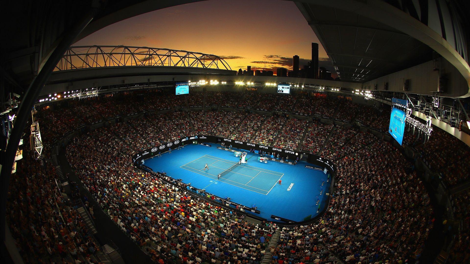 Квалификации в чужда страна и антураж според ранкинга на Australian Open