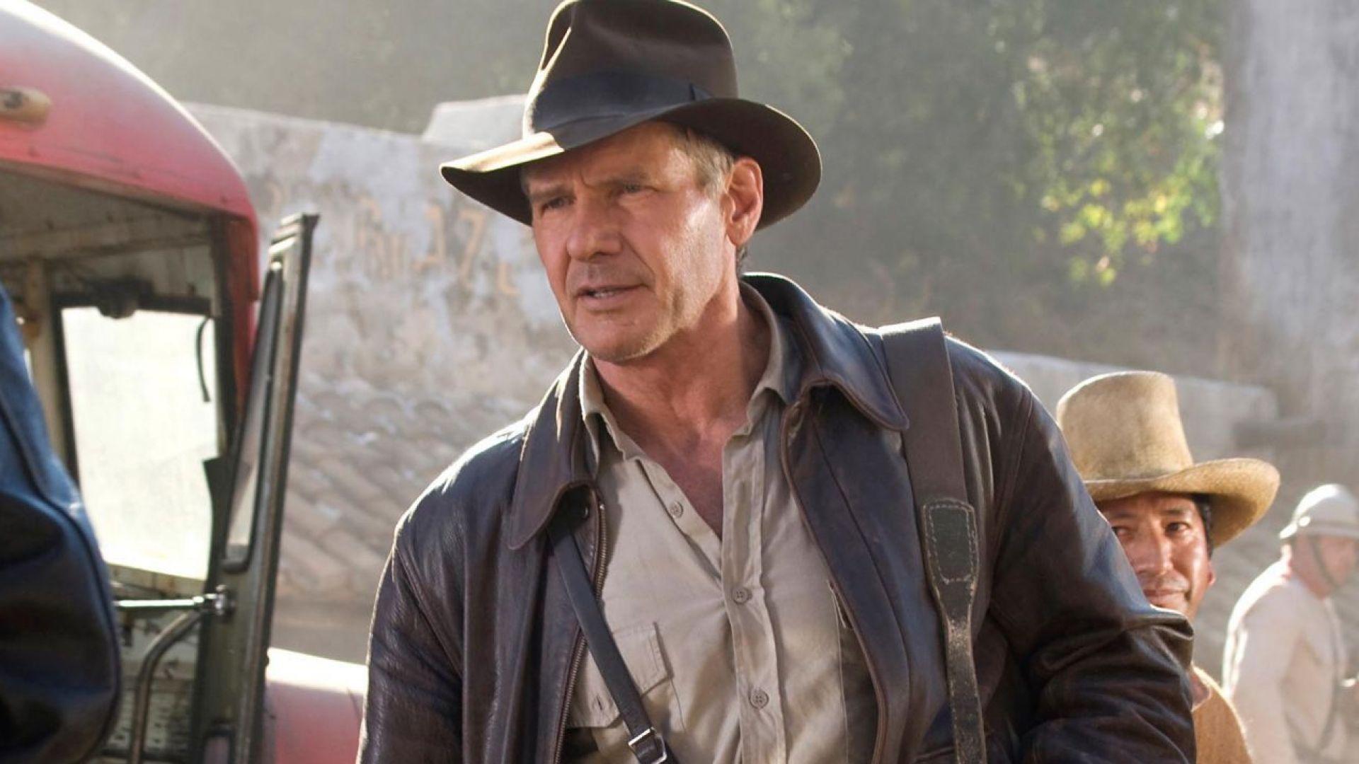 На 80 г. Харисън Форд ще се впусне в нови приключения като Индиана Джоунс