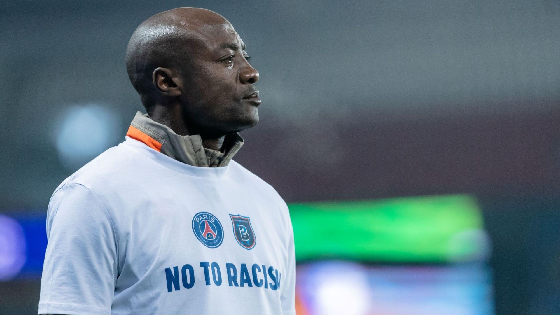 Проговори Пиер Уебо - жертвата на расистка обида при прекратения мач в Шампионската лига