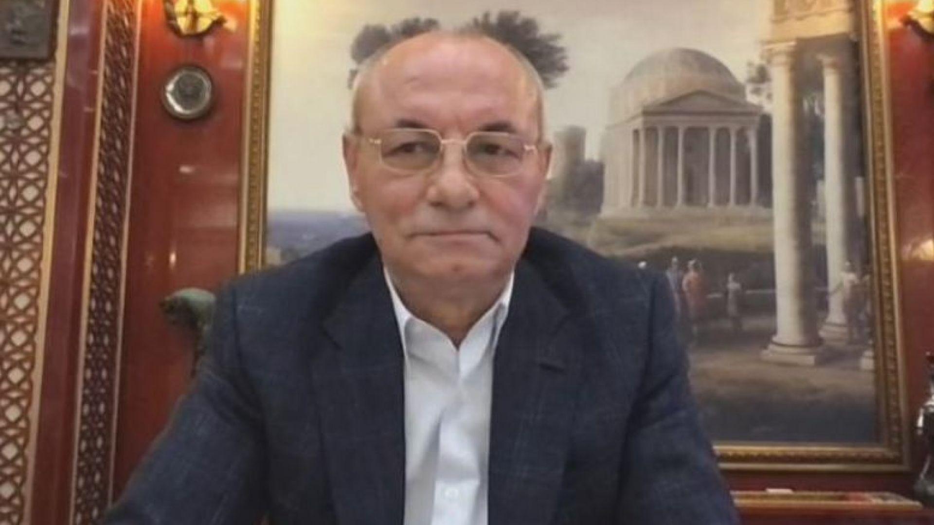 Ахмед Доган пред партията: ДПС - крачка пред другите, но не ставайте враг на всички (видео)