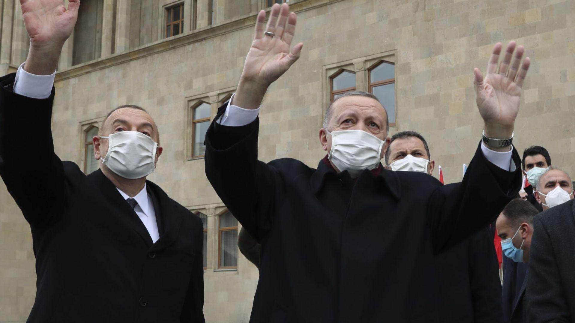 Ердоган кани всички да се включат в изработването на нова конституция