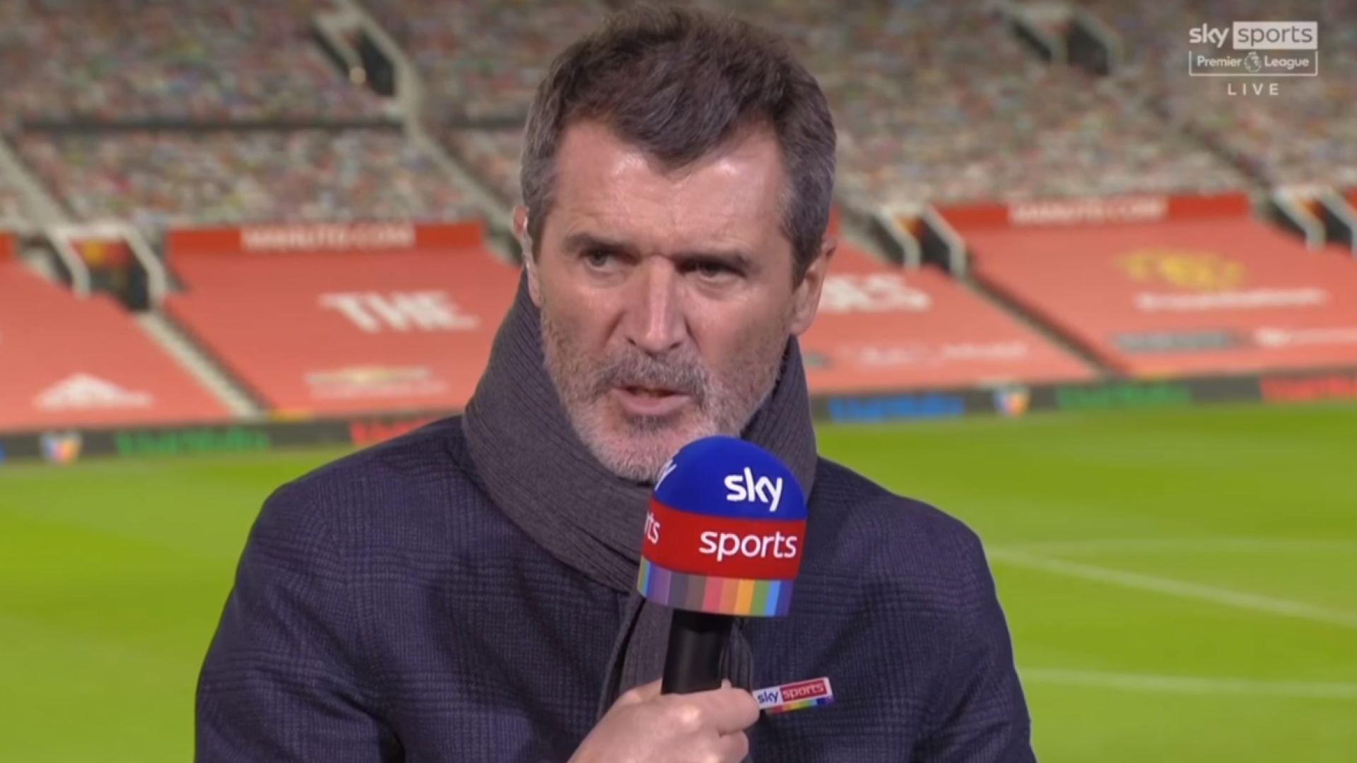 Рой Кийн разкритикува половината играчи на Манчестър Юнайтед