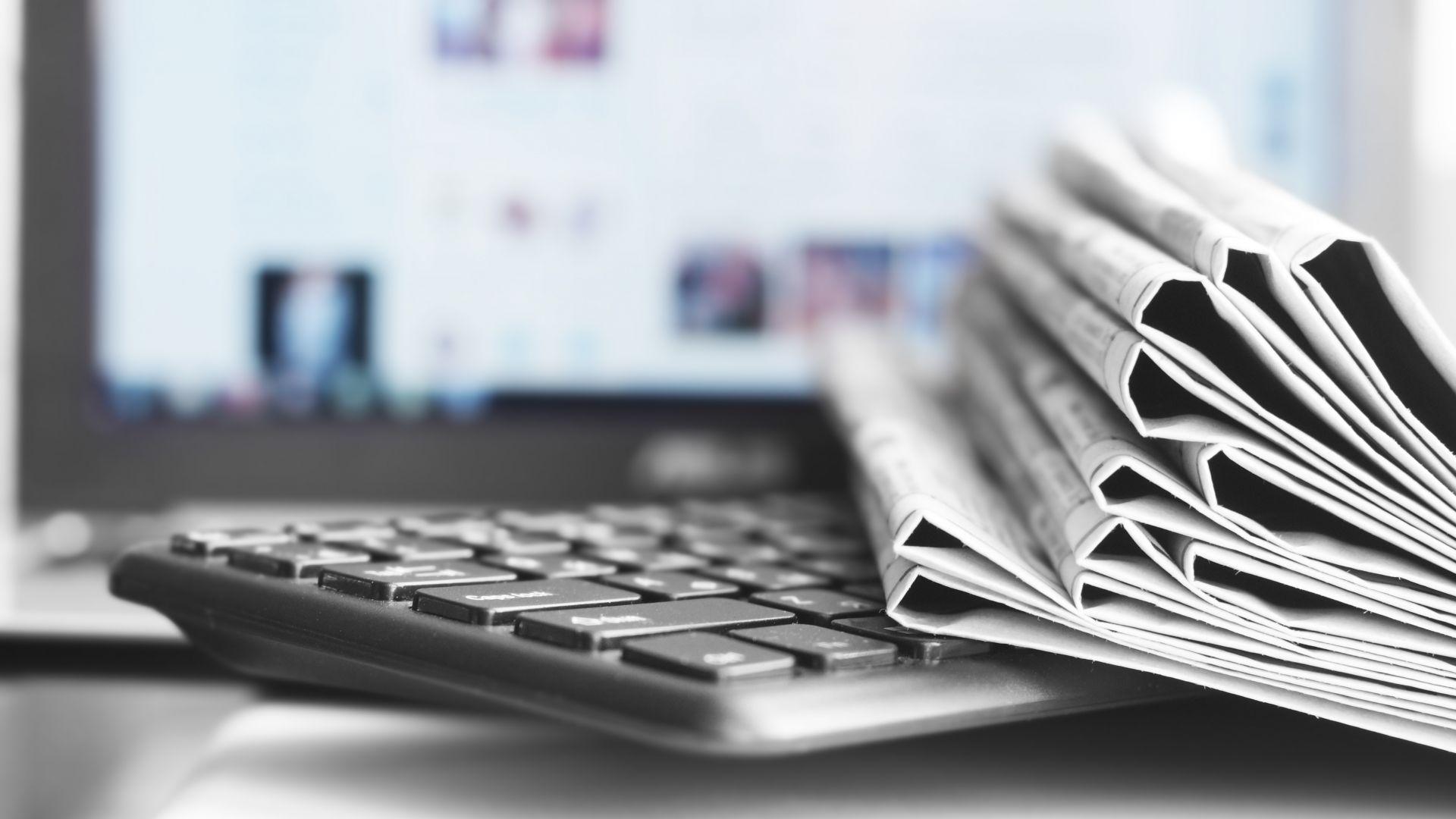 """Край на """"фабриката за идеи"""" - американските вестници затварят редакционните си офиси"""