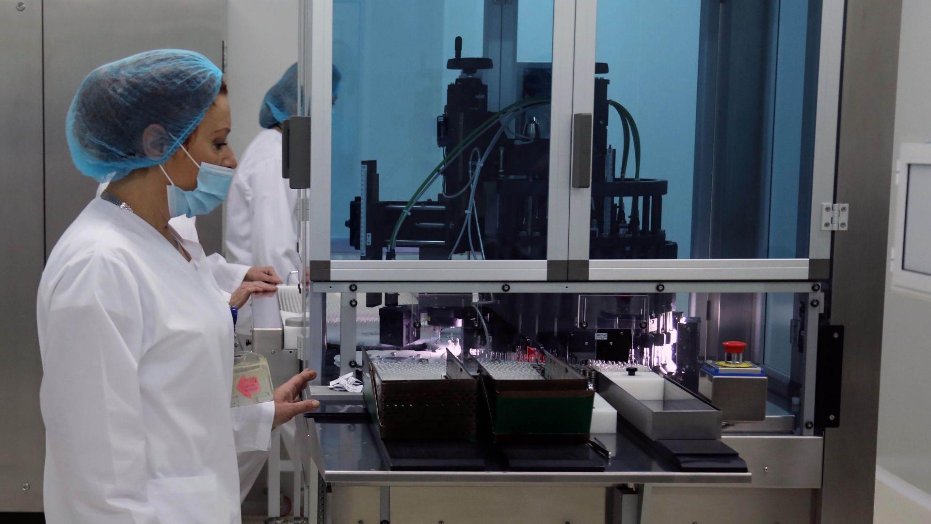 """Д-р Румен Кофинов: """"Бул Био"""" няма възможност да произвежда ваксини"""