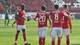 Юноша блестя за ЦСКА в последната контрола в Турция