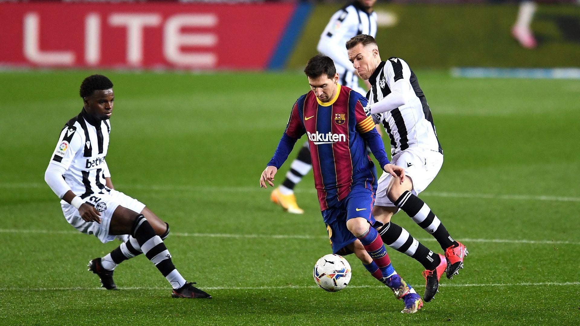 Меси взе нещата в свои ръце и донесе победата за Барселона