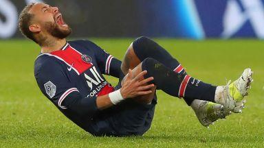 Неймар призна, че е обмислял да спре с футбола