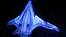 НАСА чества 50-годишен юбилей на своя въздушен тунел (снимки)