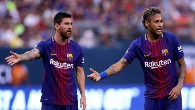 Барса се натресе на ПСЖ, а Роналдо ще пътува до Португалия (жребий Шампионска лига)