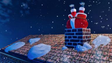 СЗО: Дядо Коледа е имунизиран срещу COVID-19, малчуганите ще получават подаръци